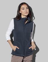 Fleece Vest Women
